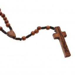 Rosari in legno
