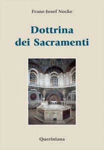 Copertina di 'Dottrina dei sacramenti'