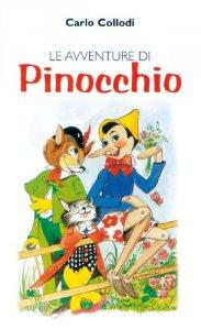 Copertina di 'Le avventure di Pinocchio'