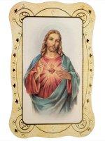 Immagine Sacro Cuore di Gesù (10 pezzi)