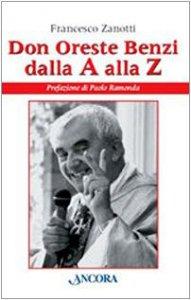 Copertina di 'Don Oreste Benzi dalla A alla Z'