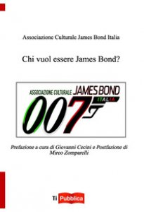Copertina di 'Chi vuol essere James Bond?'