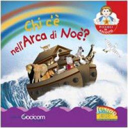 Copertina di 'Chi c'è nell'arca di Noè?'