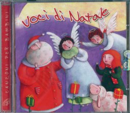 Copertina di 'Voci di Natale'