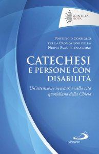 Copertina di 'Catechesi e persone con disabilità'