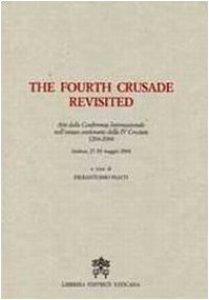 Copertina di 'The Fourth Crusade Revisited'