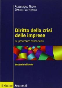 Copertina di 'Diritto della crisi delle imprese. Le procedure concorsuali'