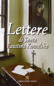 Copertina di 'Lettere di Santa Faustina Kowalska'