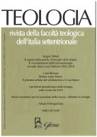 Teologia 4/2019. Rivista della Facoltà Teologica dell'Italia Settentrionale