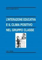 L'interazione educativa e il clima positivo nel gruppo classe - Emad Samir Matta