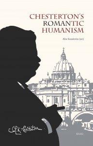 Copertina di 'Chesterton's Romantic Humanism'