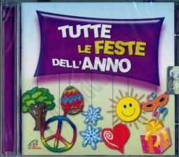 Copertina di 'Tutte le feste dell'anno'