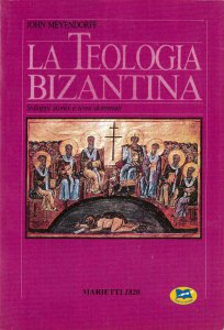 Copertina di 'La teologia bizantina'
