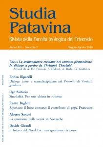 Studia Patavina 2019/2