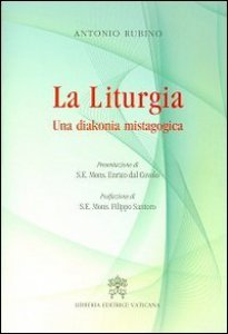 Copertina di 'La liturgia'