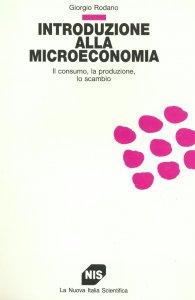 Copertina di 'Introduzione alla microeconomia'