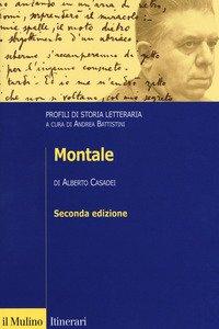 Copertina di 'Montale. Profili di storia letteraria'