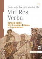 Viri Res Verba - Giampiero Anselmi, Luigi Proietti, Antonietta M. Pullia
