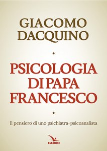 Copertina di 'Psicologia di papa Francesco'