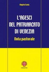 Copertina di 'L' Agesci del patriarcato di Venezia'