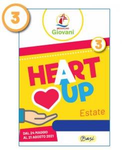 Copertina di 'Messalino Giovani Heart Up 3 - Estate (24 maggio-15 settembre 2021)'