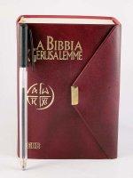 Immagine di 'La Bibbia di Gerusalemme (tascabile - copertina in plastica con bottone)'