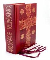 Messale romano con taglio oro. Nuova edizione 2020 - Conferenza Episcopale Italiana