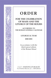 Copertina di 'Order for the celebration of Mass and the Liturgy of the Hours according to the Roman General Calendar'