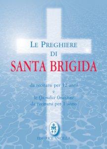 Copertina di 'Le preghiere di Santa Brigida'