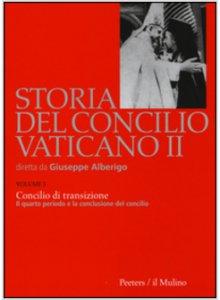 Copertina di 'Storia del Concilio Vaticano II'