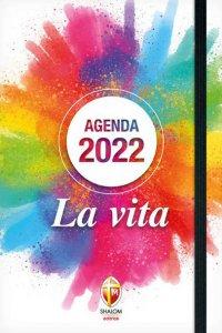Copertina di 'Agendina giornaliera 2022. La vita'