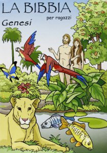 Copertina di 'Genesi. La Bibbia dei ragazzi'