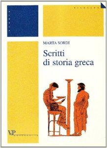 Copertina di 'Scritti di storia greca'