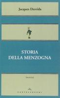 Storia della menzogna. - Jacques Derrida