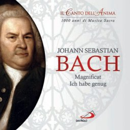 Copertina di 'Johann Sebastian Bach. Magnificat, Ich habe genug'