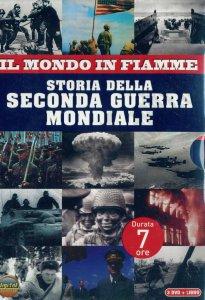 Copertina di 'Il mondo in fiamme. Storia della Seconda Guerra Mondiale'