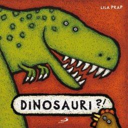 Copertina di 'Dinosauri'