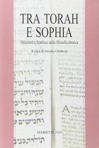 Copertina di 'Tra Torah e Sophia'