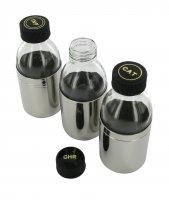 Immagine di 'Astuccio ( kit celebrazione messa) con 3 bottiglie da 125 cc'