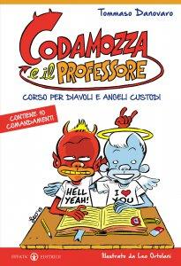 Copertina di 'Codamozza e il professore'
