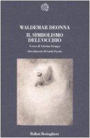 Il simbolismo dell'occhio - Deonna Waldemar