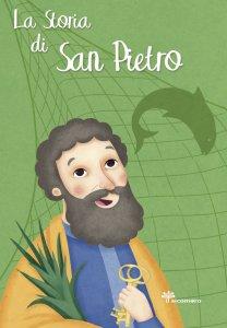 Copertina di 'La storia di San Pietro'