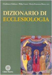 Copertina di 'Dizionario di ecclesiologia'