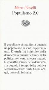 Copertina di 'Populismo 2.0'