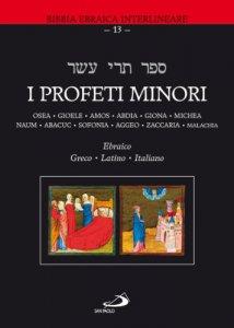Copertina di 'I profeti minori. Ediz. multilingue'
