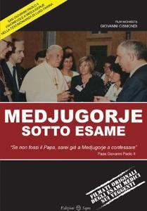 Copertina di 'Medjugorje sotto esame - DVD'