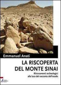 Copertina di 'La riscoperta del monte Sinai'