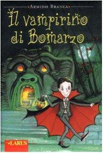Copertina di 'Il vampirino di Bomarzo'