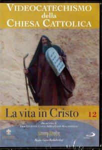 Copertina di 'Videocatechismo della Chiesa Cattolica, vol. 12'