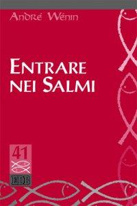 Copertina di 'Entrare nei Salmi'